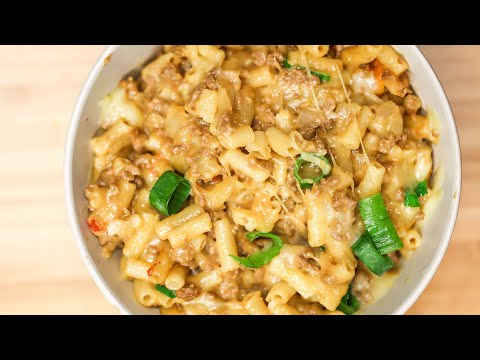 Download Youtube: One-Pan Cheesy Taco Macaroni and Cheese