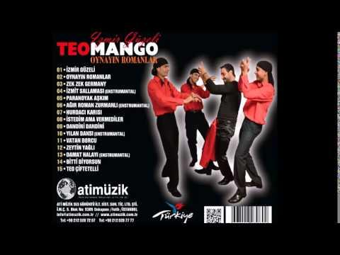Teomango - Paranoyak Aşkım