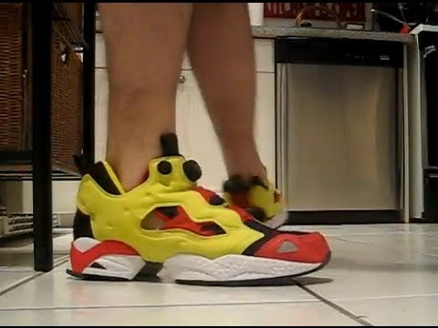 reebok pump fury reviews