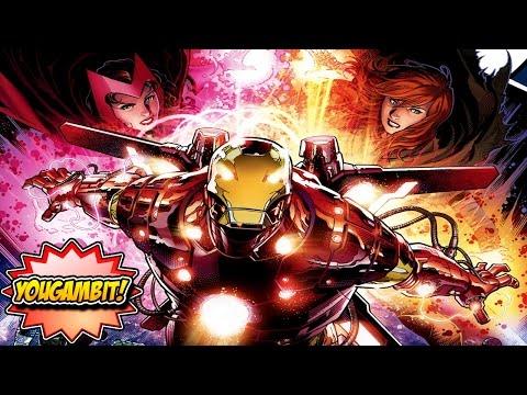 """VIDEOCOMIC: """"AVENGERS VS X-MEN"""" Parte 3 de 3 - Historia Completa (Especial 200k susbs)"""