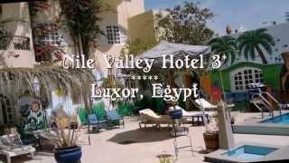 Nile Valley Hotel 3* Луксор, Египет(Отель Nile Valley Hotel 3* Луксор, Египет Этот 3-звездочный отель располагает номерами с кондиционером и бесплатным..., 2015-09-19T09:23:37.000Z)