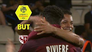 But Damien DA SILVA (71' csc) / FC Metz - SM Caen (1-1)  (FCM-SMC)/ 2017-18