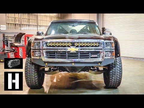 Anatomy Of A Prerunner Truck: KibbeTech's Chevy Silverado