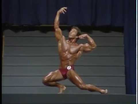 Олимпия 1983 Фрэнк Зейн