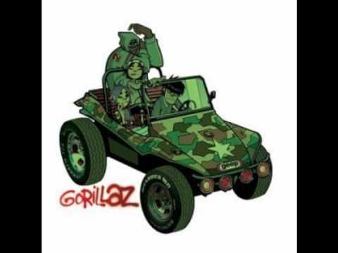 Gorillaz - Clint Eastwood (Ed Case / Sweetie Irie Re-Fix) (Edit)