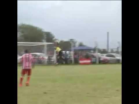 Gol Leonel Madrid |Zavalia 1 - Viamonte FC 1 |