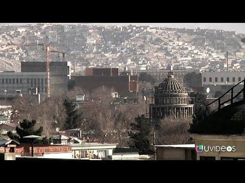 Embajada de EE.UU. fue atacada en Kabul, Afganistán, el día de navidad -- Exclusivo Online