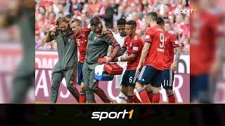 Verletzungsmisere und dünner Kader: Die Bayern vor schweren Wochen | SPORT1