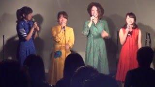 2016年1月11日,J Pop Cafe Shibuyaで行われたあかぺらつながり Vol.111...