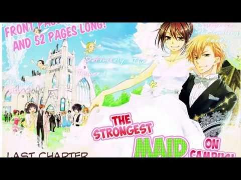 Kaichou wa Maid-Sama! Favorite Scene + THE FULL WEDDING ENDING! (Manga)