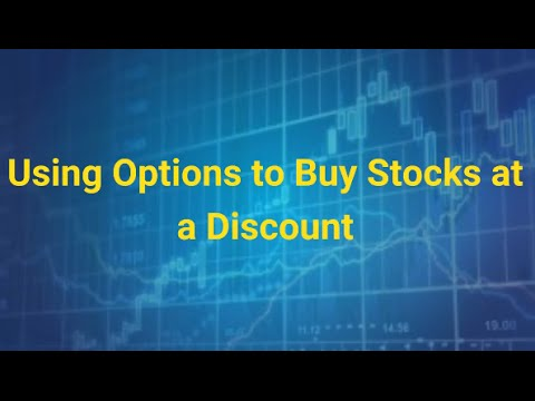 Using Options to Buy Stocks Cheaper - YouTube - how to buy options