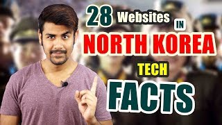 28 Websites in North Korea ? | Things you don