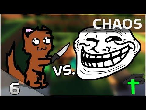 Katze VS. Troll | Chaos 2 | #6 | Items4Sacred mit Earliboy [GER]