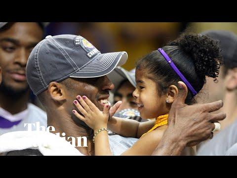 Kobe Bryant, his