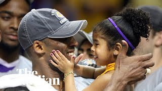 Kobe Bryant, his daughter Gianna, and their shared love of basketball