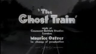 The Ghost Train (1941) [Horror]