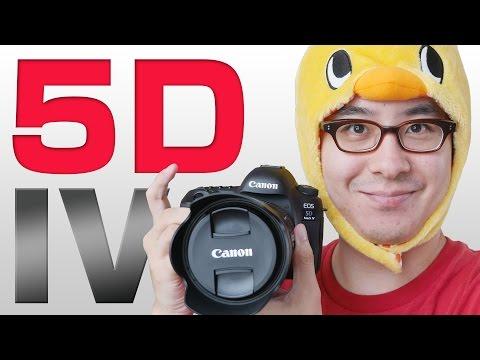 ついにキターーー!Canon EOS 5D mark IV 開封の儀!