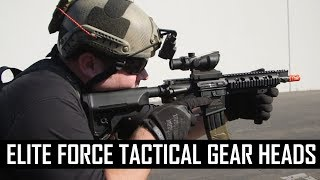 Elite Force Tactical Gear Heads!  - Airsoft GI