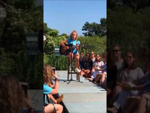 Brynn Cartelli - Unstoppable and Walk My Way - Nantucket, MA - 07/10/2018