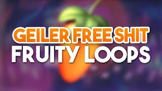 Geile free samples, drums plus projekt datei - fruity loops tutorials