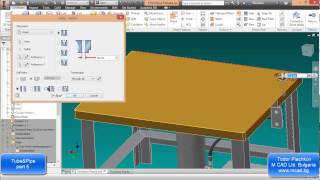 Inventor Cast & Machined Part Drawing View #Cadline Community