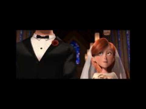 The Incredibles Wedding