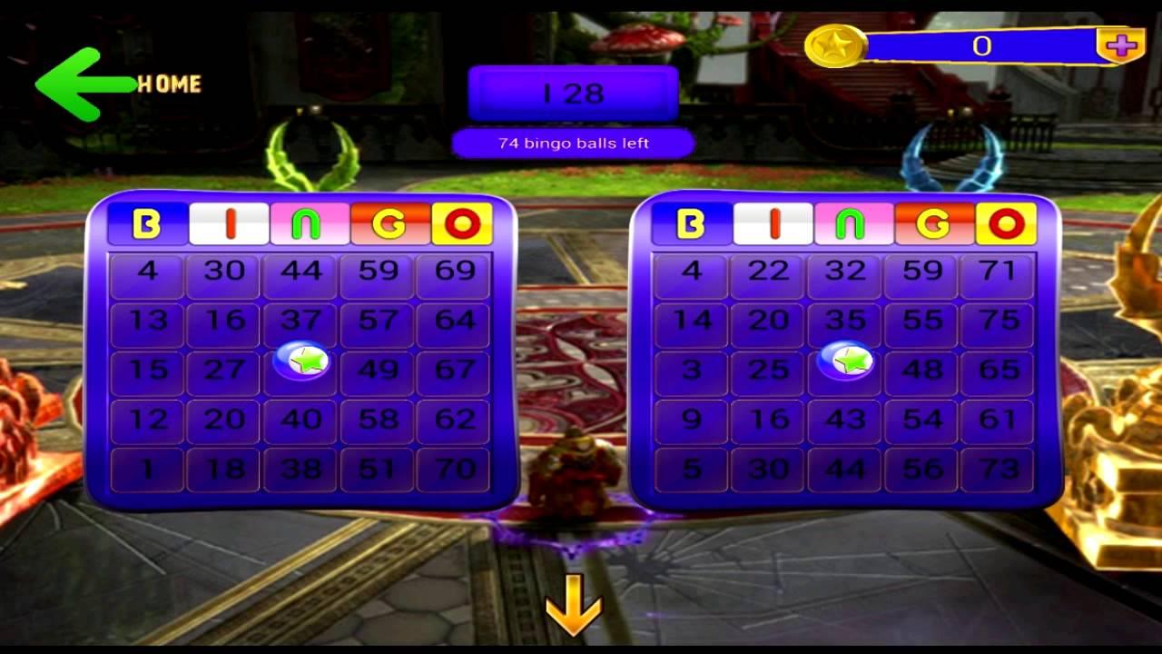Bingo Casino Games