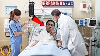 BREAKING NEWS   Vybz Kartel In Serious Condition At The Hospital