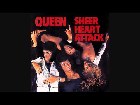 Queen - She Makes Me (Stormtrooper in Stilettoes) - Sheer Heart Attack - Lyrics (1974) HQ