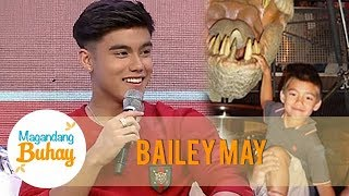 Bailey shares his life in United Kingdom | Magandang Buhay