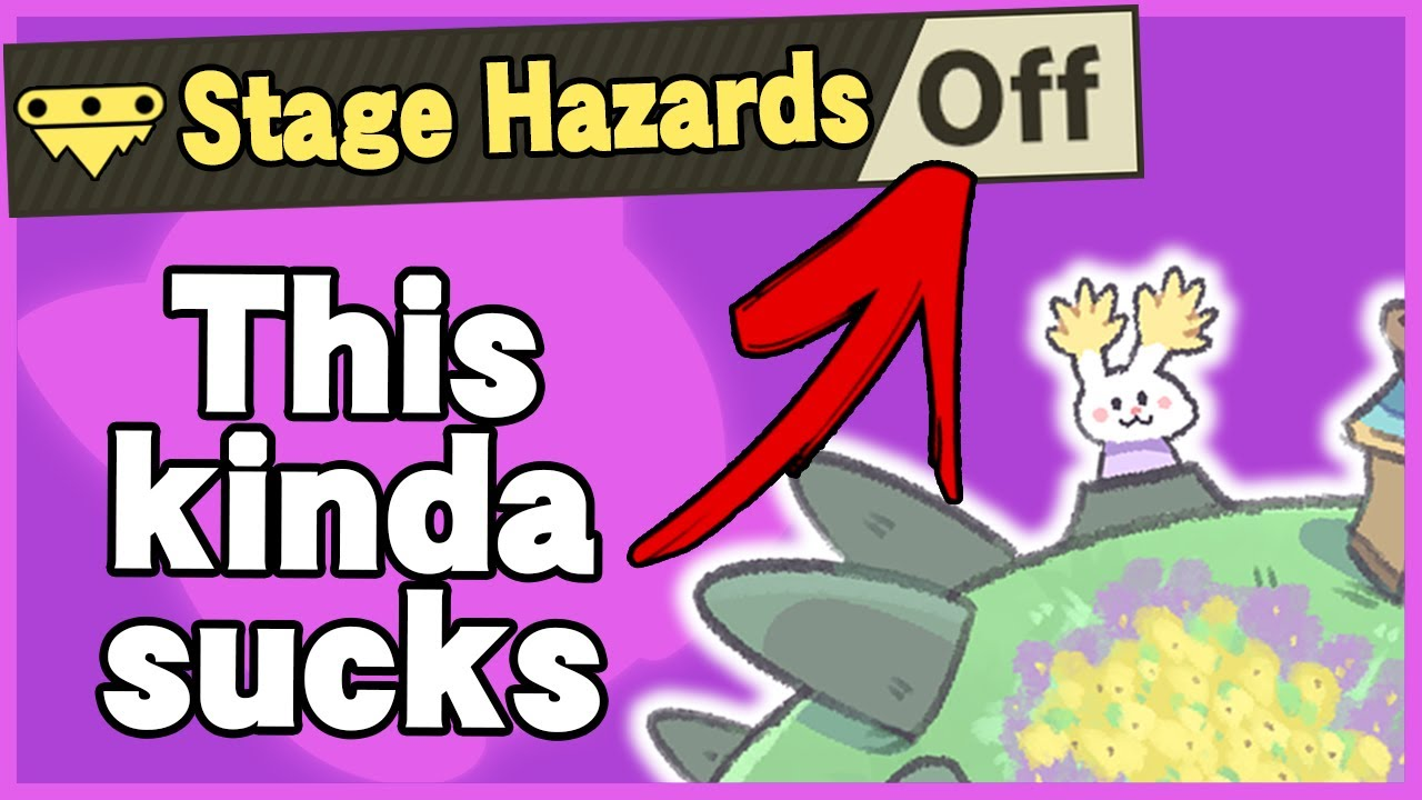 Upgrading Ultimate's Stage Hazard Toggle! - Super Smash Bros. Ultimate thumbnail