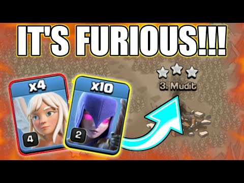 IT'S MIRACLE😲DANGEROUS TROOP EVER IN CLASH OF CLAN HISTORY |
