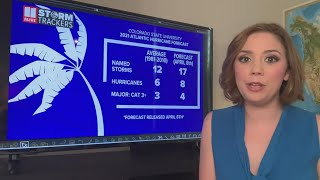Forecasters predict 'active' Hurricane Season