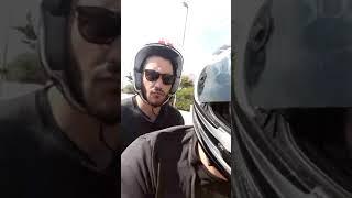 In moto con Tateo