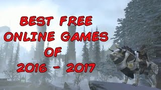 Top 10 Free Online Games 2016(Chosen Totem host Jacob Saylor explores the realm of free online gaming in a list featuring some of the best free online games of 2016 and 2017. Join us on ..., 2016-08-20T23:30:31.000Z)