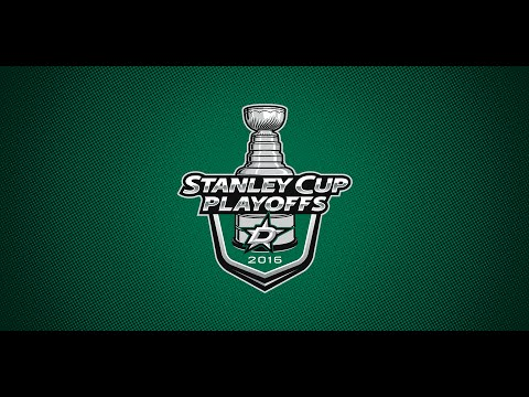 Dallas Stars All Goals From The 2016 Stanley Cup Playoffs