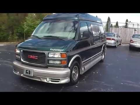 "1997 GMC Savana 1500 Cargo Van 135"" WB w/YF7 SOLD Cincinnati Ohio"