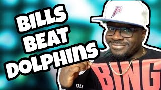 LIVE: Josh Allen and the Buffalo Bills take down Winless Dolphins || Post Game Press: Week 7 RECAP