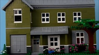 Custom Lego House