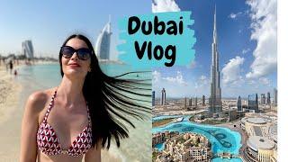 Дубай Влог| Лучшие развлечения и отдых 2020!