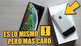 iPhone XS Max Unboxing En Español | ¿AHORA SIN AUDIFONOS?