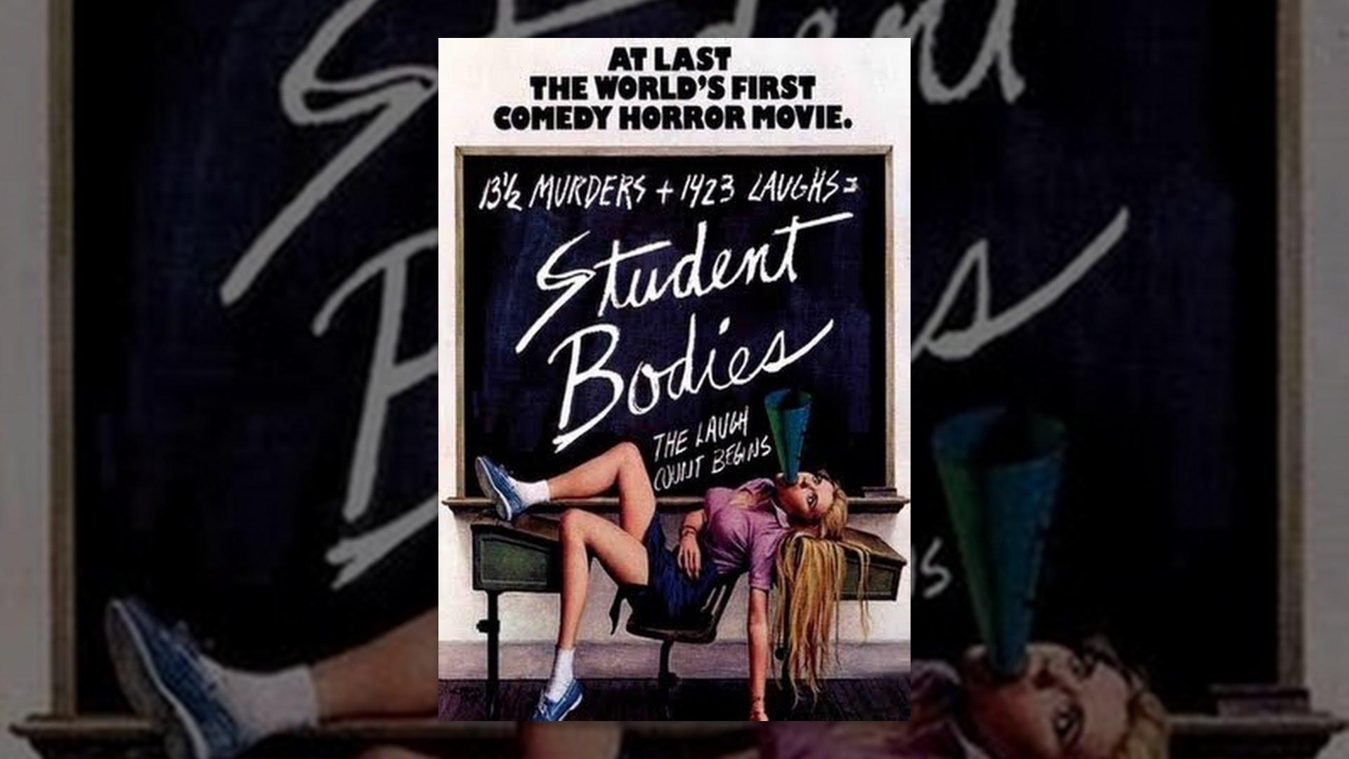 Student bodies movie bristen riter
