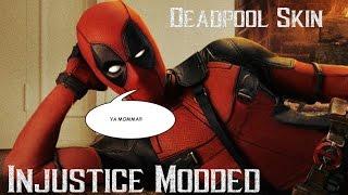 Injustice Modded! Deadpool