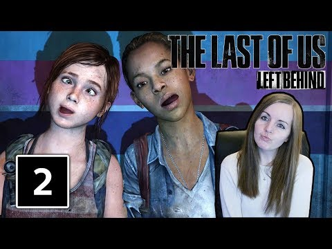 PLAYING SILLY   The Last of Us Remastered Left Behind DLC Gameplay Walkthrough Part 2