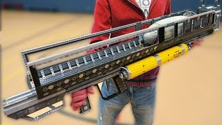 Top 10 UNBELIEVABLE Real Life Weapons From FALLOUT 4 Fallout 4 Real Life Weapons