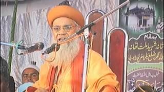 Syed Hashmi Miyan new taqreer 2013