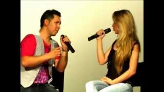Duo Marcia y Sebastian - Estoy enamorado Live