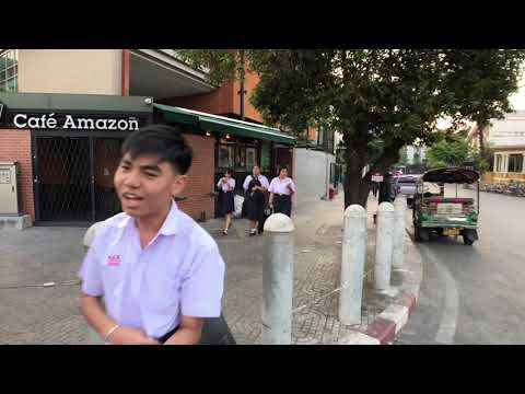 搭地鐵來去考山路《曼谷自由行EP11》