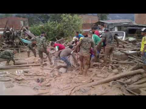 LA FIDELIDAD DEL SEÑOR EN MEDIO DE LA INUNDACIÓN-Testimonio desde Mocoa, Colombia