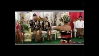 Keagungan Pernikahan Adat Jawa